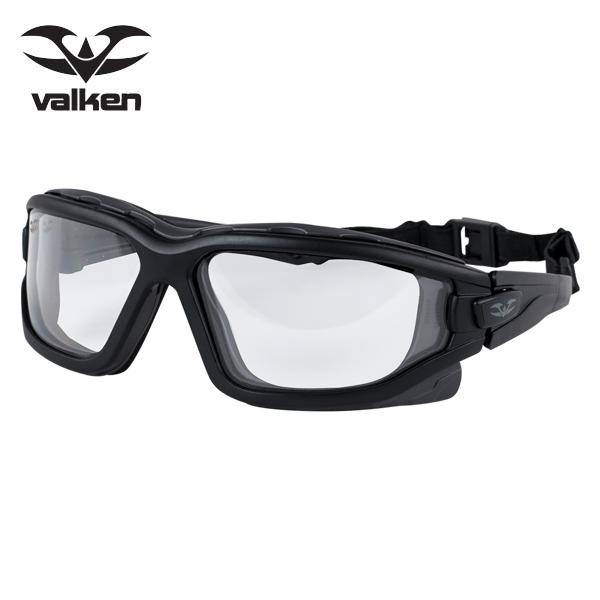 Airsoft Bril Valken V-TAC Zulu Clear