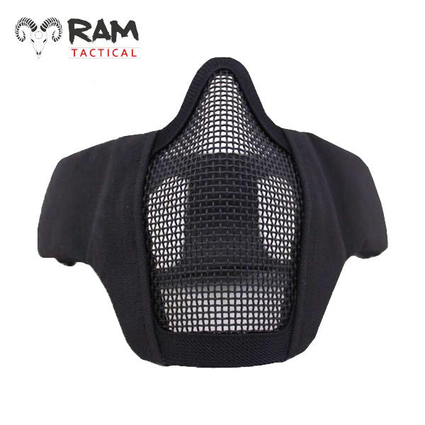 Airsoft Gezichtsmasker comfort van RAM