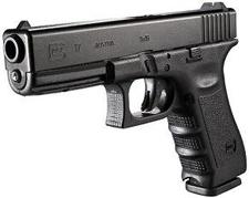 Glock 17 airsoft pistool