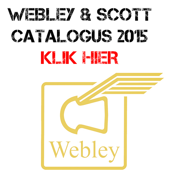 Webley & Scott catalogus